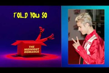 JUSTIN BIEBER – Told You So (The Midnight Romance Album) 1 August 2020 [AUDIO HIT]