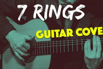 Ariana Grande – 7 rings Cover by Acoustic Guitar Guys| Best Hits 2020
