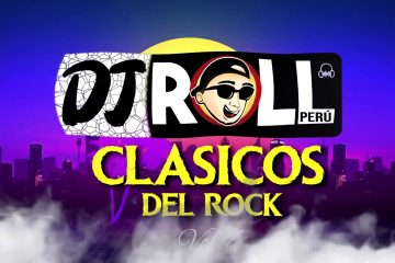 Mix Clásicos Del Rock de los 80´S Ingles Vol.7 ❌ Dj Roll Perú 🔥