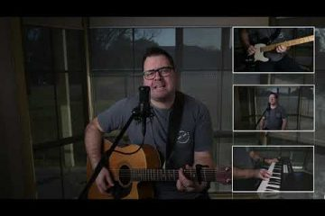 """Unwell"" Cam Brown Acoustic  – In The Lounge."