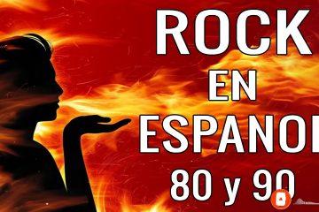 Clasicos Rock En Español De Los 80 y 90 – Lo Mejor Del Rock 80 y 90 en Español