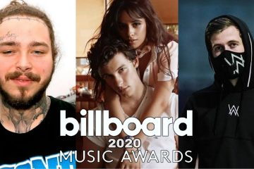Los Nominados alos Billboard Music Awards 2020   14 Octubre 2020 BMA's