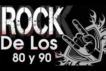 Lo Mejor Del Rock En Espanol De Los 80 y 90 Rock En Espanol Exitos 80 y 90