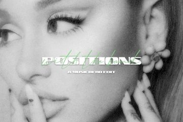 ariana grande – positions (with the band)