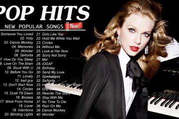 Top Hits 2020 – Ed Sheeran, Justin Bieber, Maroon 5, Taylor Swift, Ariana Grande, Rihanna