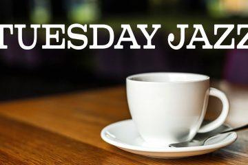 Tuesday JAZZ – Elegant Sax Jazz For Work and Study: Lounge Bar Music