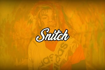 "[FREE] *HARD* 6ix9ine Type Beat – ""Snitch"" 
