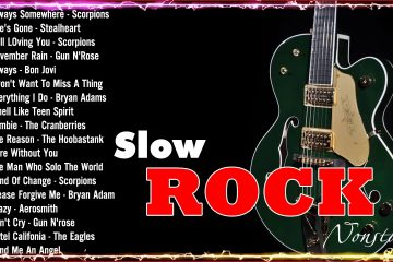 Scorpions, Led Zeppelin, Bon Jovi, U2, Aerosmith   –   The Best Slow Rock Ballads Of All Time