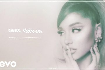 Ariana Grande – test drive (official audio)