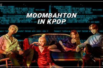 Moombahton in K-Pop