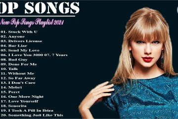 Maroon 5, Ed Sheeran, Taylor Swift, Adele, Ariana Grande | Best Pop Music Playlist 2021