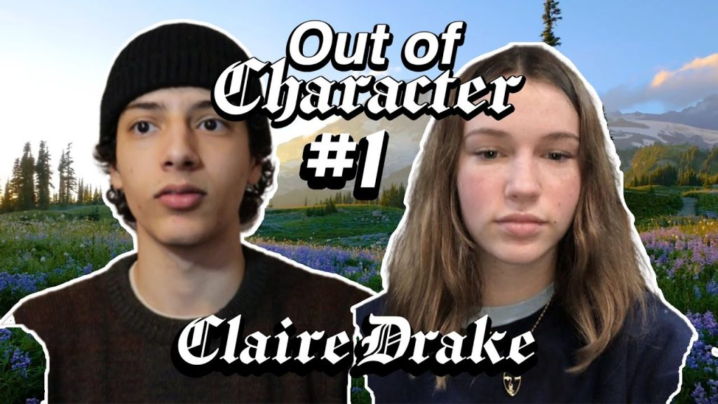 Out of Character #1 – Claire Drake and Cancel Culture