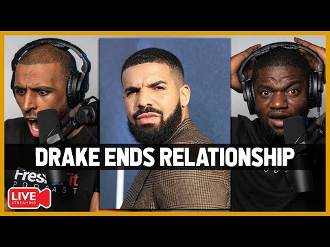 """Drake The """"Lover Boy"""" Ends 8 Year Relationship"""