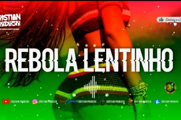 REBOLA LENTINHO | REGGAE FUNK 2021 | CRISTIAN PRODUZIU | EQUIPE PIAUÍ REGGAE MUSIC