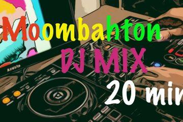 Moombahton DJ MIX 20min