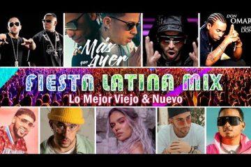 Fiesta Latina Mix 2021 – Maluma, Shakira, Daddy Yankee, Wisin, Nicky Jam y mas Pop Latino Reggaeton