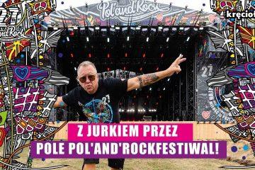 Z Jurkiem przez pole Pol'and'Rock! #polandrock2021