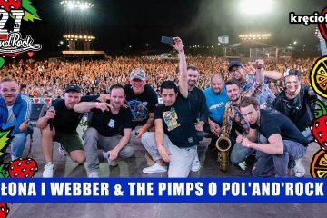 Łona i Webber & The Pimps o Pol'and'Rock